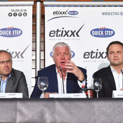 Cycling: Team Etixx Quick-Step 2016 / Media Day