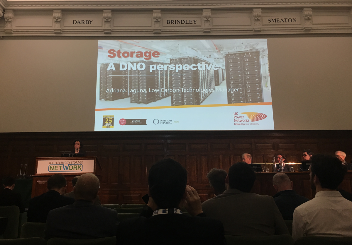 "ESN Annual Symposium ""Good storage, Better Storage """