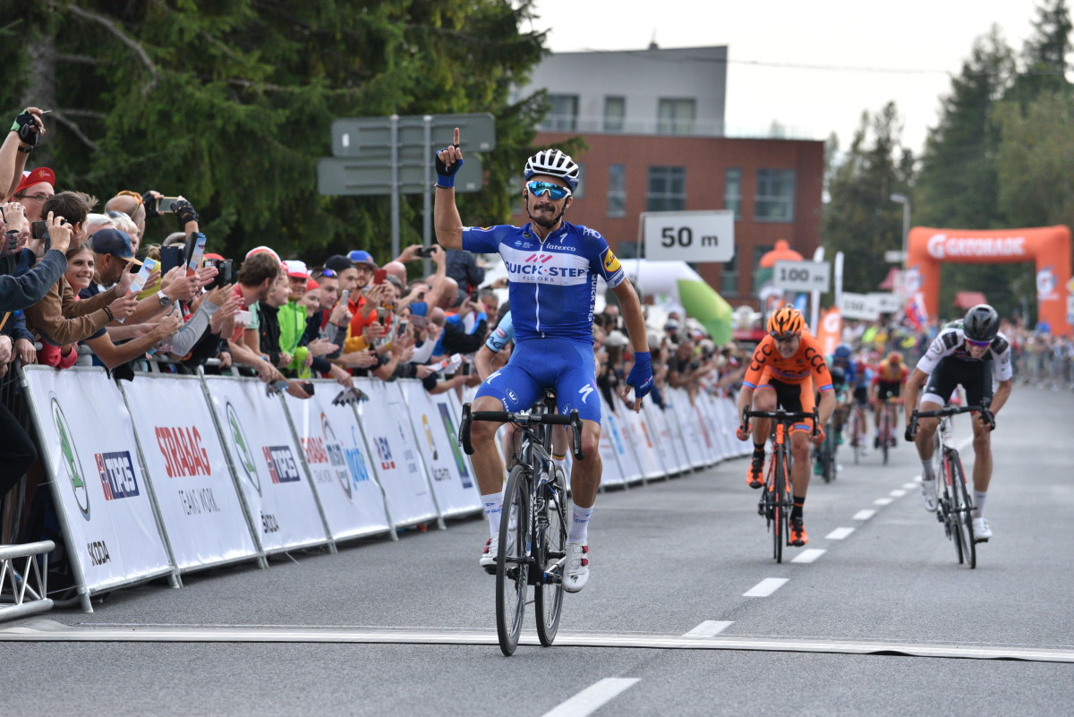 Another victory for Alaphilippe