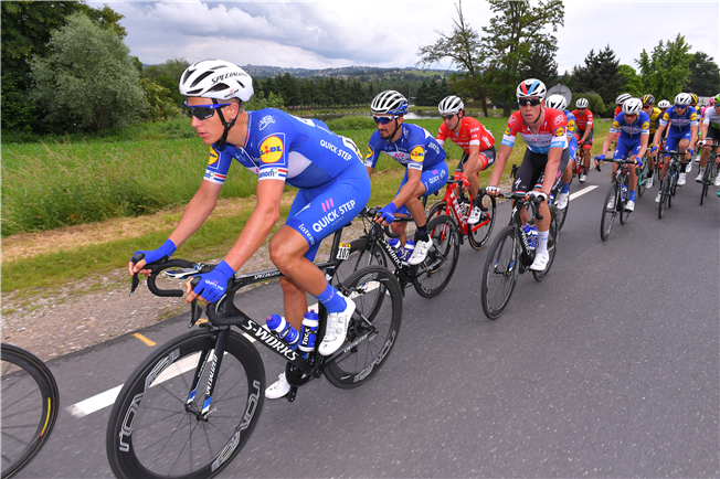 Quick-Step Floors Cycling Team to Tour de Slovaquie