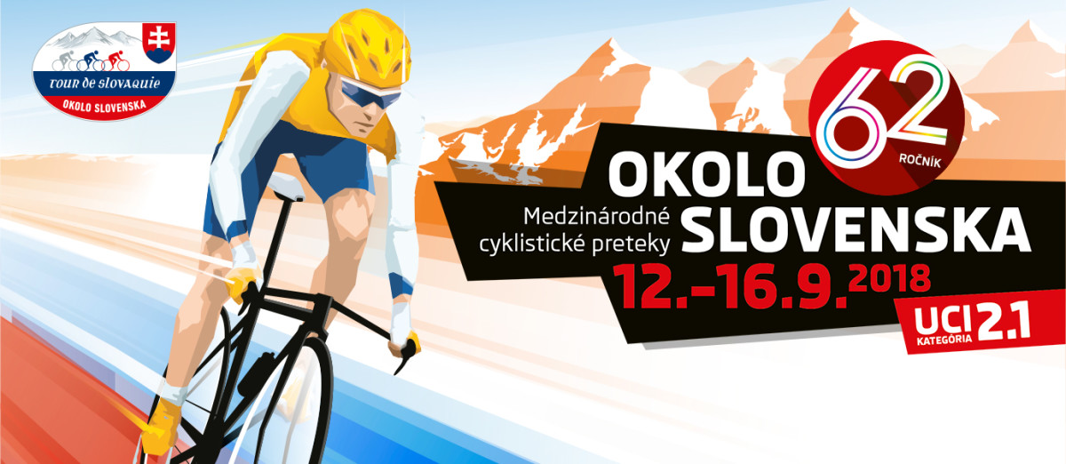 Successful International Cycling Competition Tour de Slovaquie