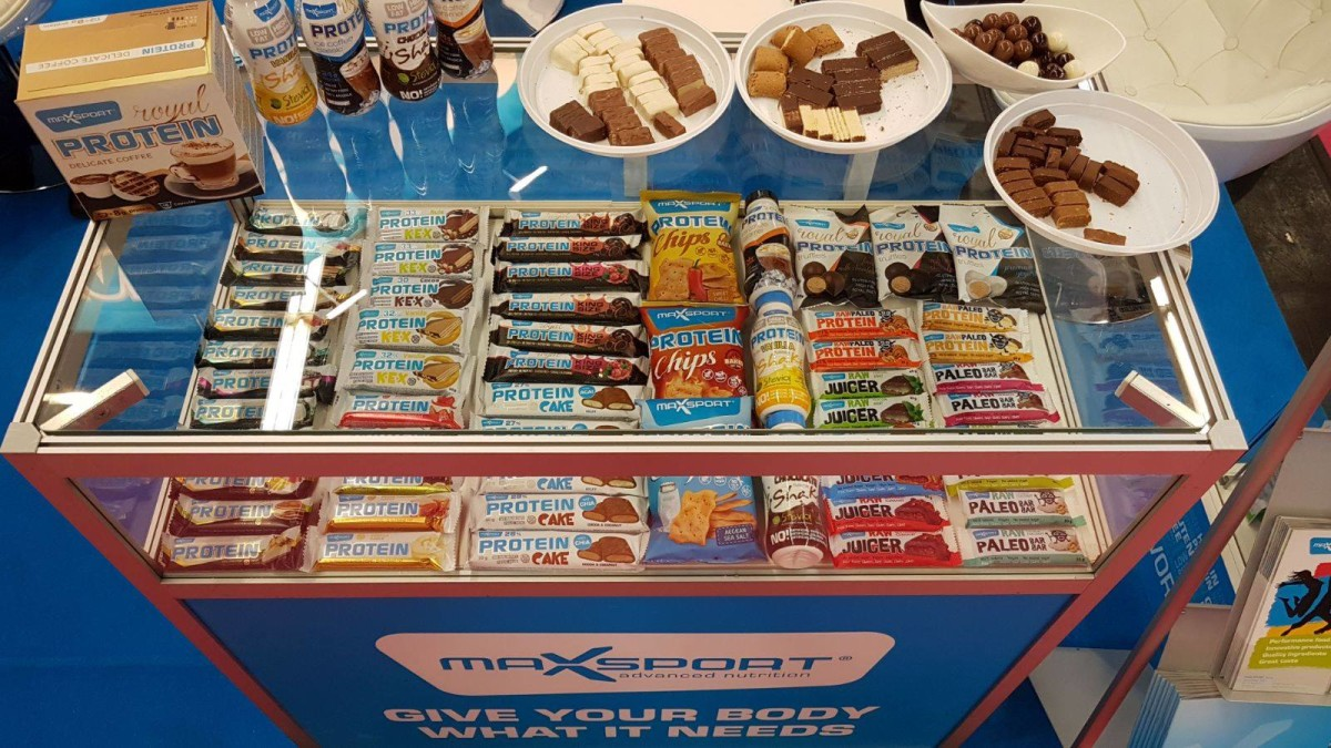 The Slovaks and their protein bars have won the world, their total sales coming up to several million euros