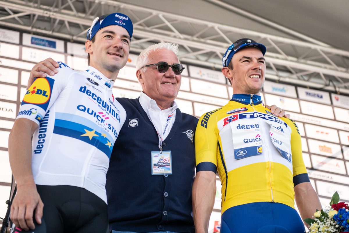 Yves Lampaert comes out on top at Okolo Slovenska